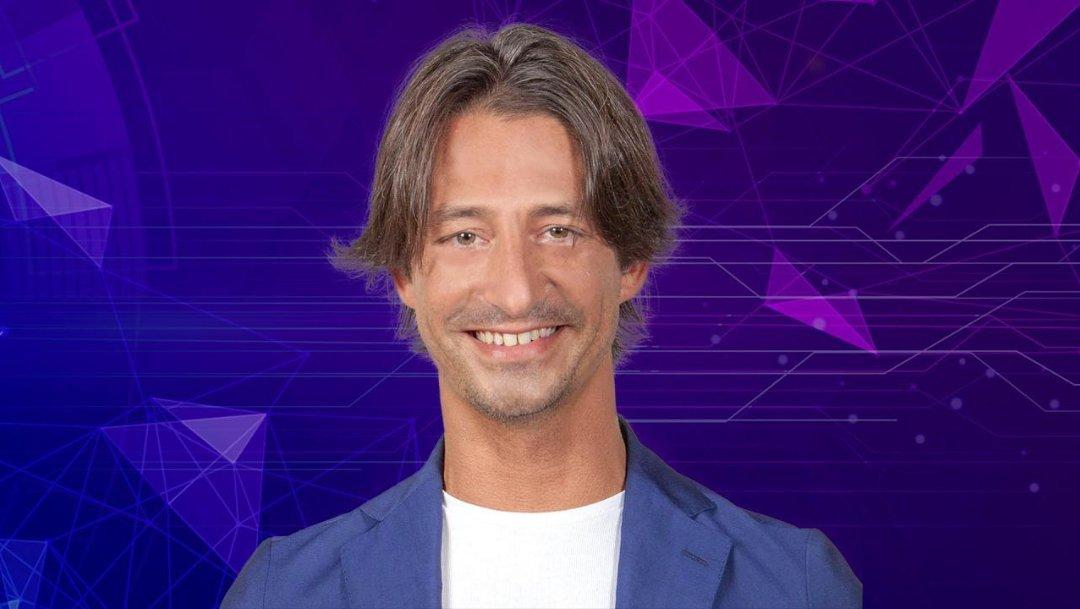 Francesco Oppini Grande Fratello Vip Mediaset Play