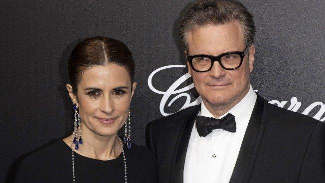Colin Firth e la moglie si separano: annuncio congiunto