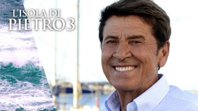 Gianni Morandi torna nell'Isola: