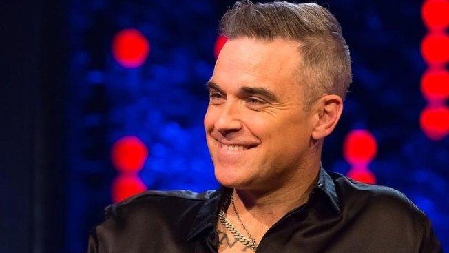 Robbie Williams svela:
