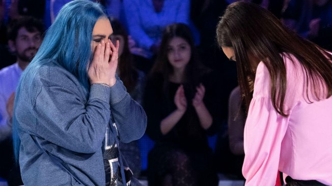 Loredana Bertè in lacrime a Verissimo: