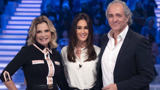 Simona Ventura sposa Giovanni Terzi: Bettarini testimone di nozze