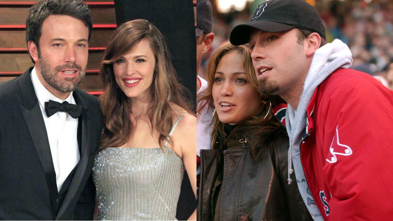 Ben Affleck, che per le ex (Jennifer Garner e Jennifer Lopez) ha solo ...