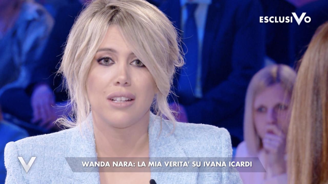"Wanda Nara: ""Mauro ha aiutato sua sorella"""