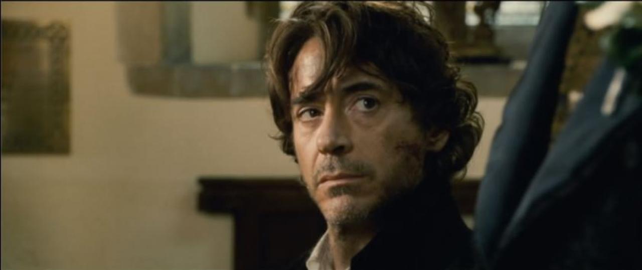 Sherlock Holmes - Gioco di ombre in streaming su Mediaset Play ...