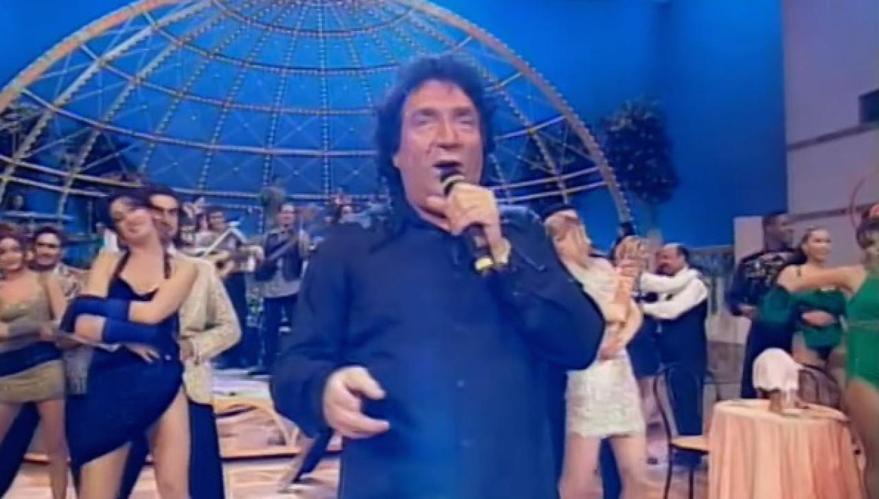 """Tony Dallara canta """"Come prima"""" a Buona Domenica 1997 - Play Cult"""