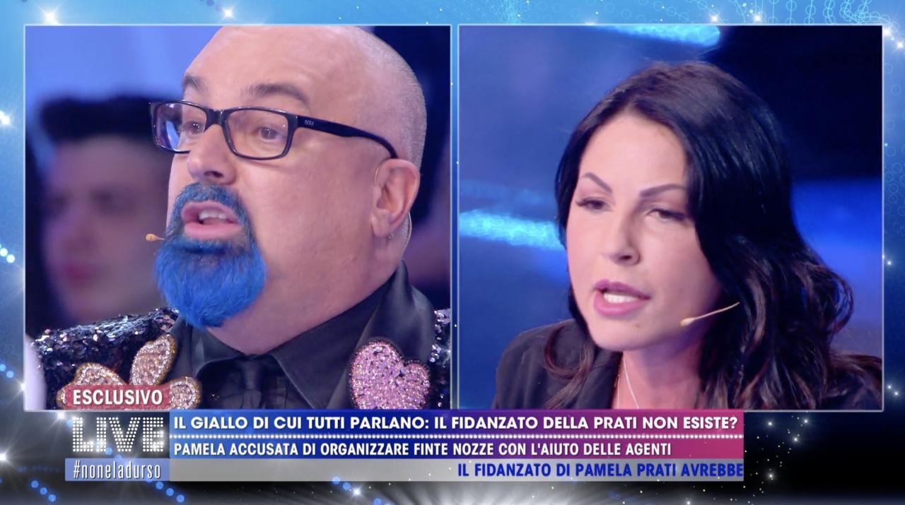 Matrimonio Pamela Prati, lo scontro tra Eliana Michelazzo e Ciacci
