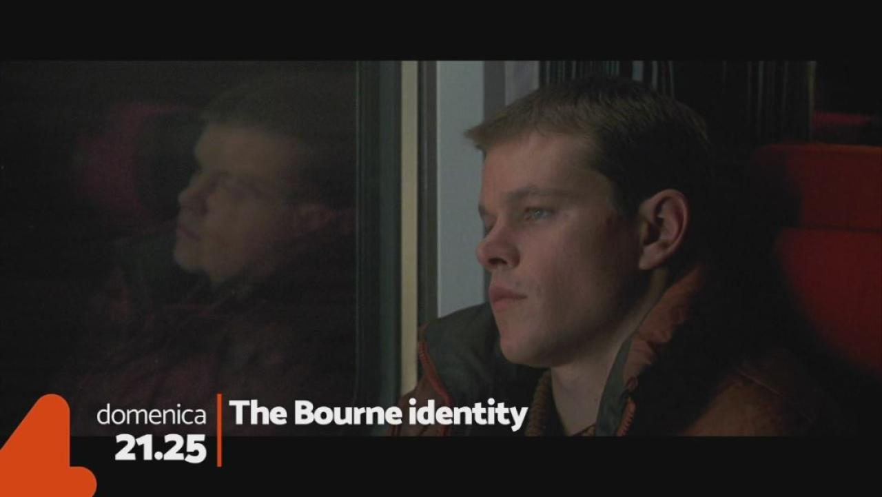 the bourne identity streaming