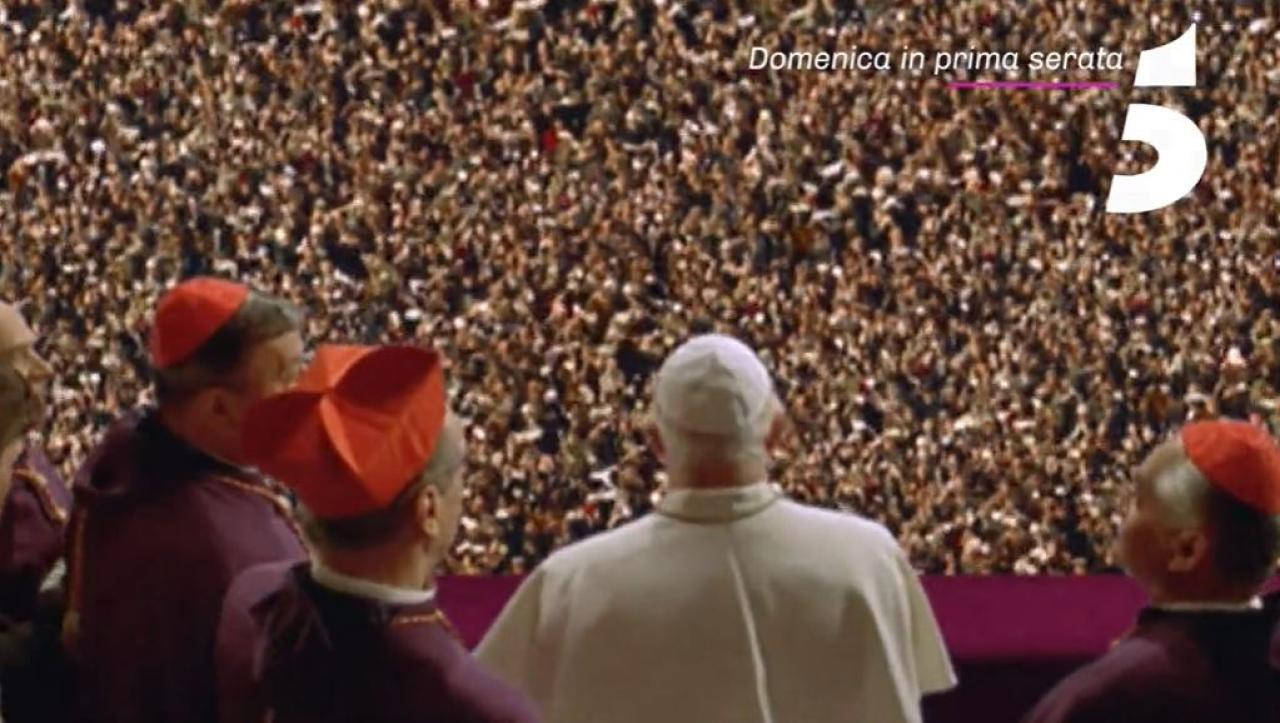 Il Papa buono in streaming - Promo | Mediaset Play