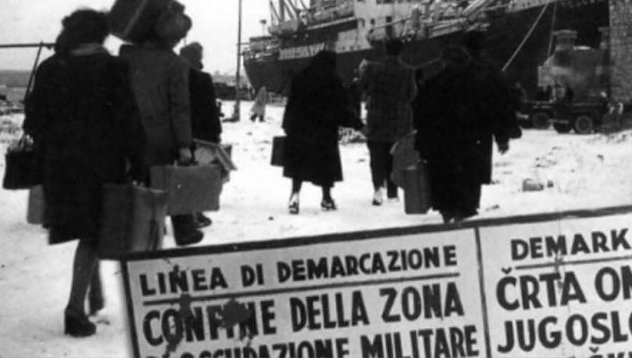 Risultato immagini per 15° Giorno del Ricordo: su Iris due film per commemorare le vittime delle foibe qui mediaset