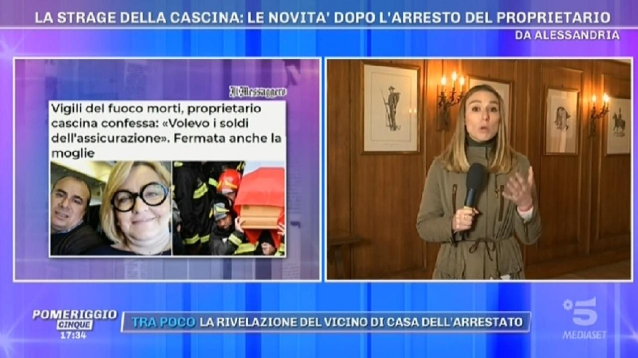 Cascina Alessandria: le novità dopo la confessione del proprietario - Video Mediaset