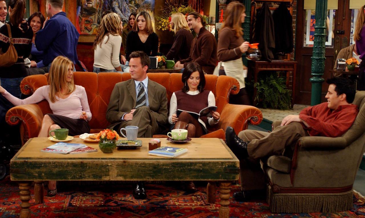 Insomnia Cafe doveva essere il titolo di quale serie televisiva? - Chi ...