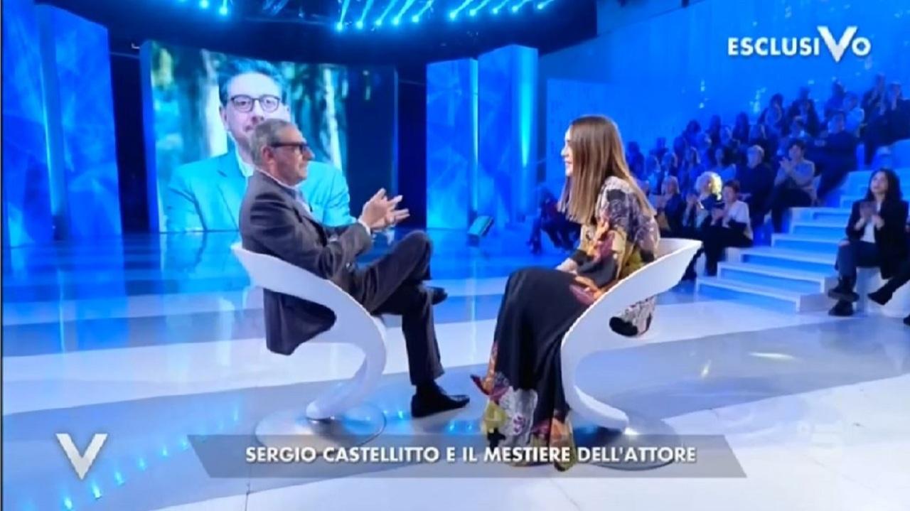 Sergio Castellitto e l'amore con Margaret Mazzantini