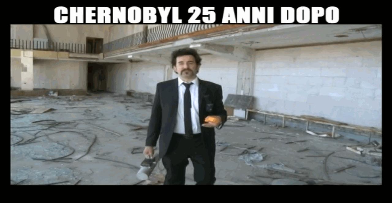 Il disastro di Chernobyl 33 anni dopo