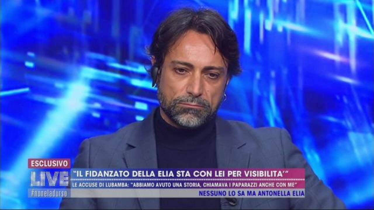 """Pietro Delle Piane risponde a Sylvie Lubamba: """"Ci vedremo in ..."""